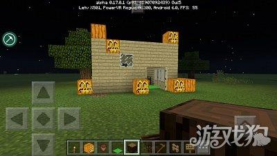 我的世界田园小屋建造