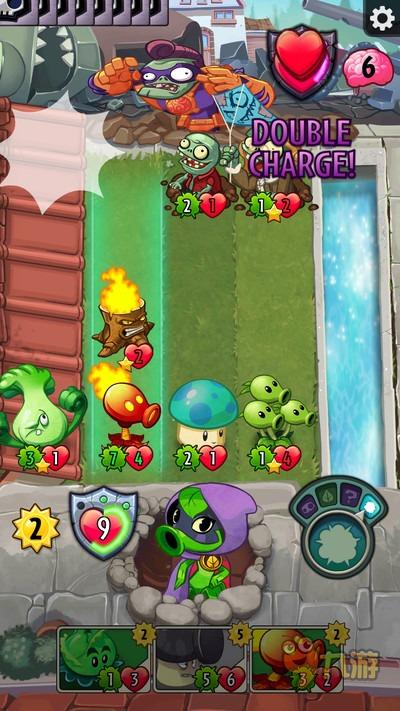 植物大战僵尸2巨人危机传奇模式攻略