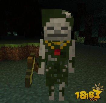 我的世界暮色森林mod骷髅德鲁伊怪物介绍