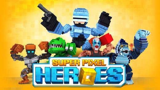 超级像素英雄 电脑版截图1