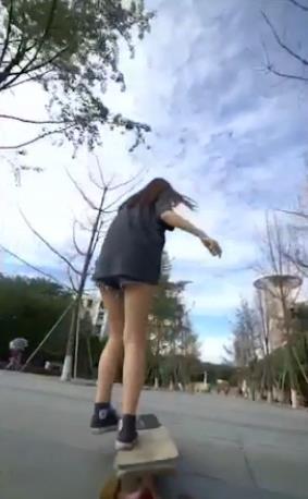 抖音滑板视频怎么拍的 抖音滑板视频教程