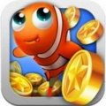 捕鱼达人app icon图
