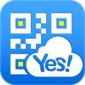 Yes二维码app icon图