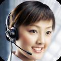 美女来电语音报号app icon图