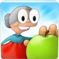 跑酷老奶奶app icon图
