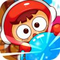 乐逗泡泡大作战app icon图