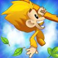 猴子香蕉appicon图