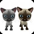 会说话的三只小猫app icon图