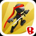 跳跃忍者app icon图