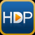 HDP直播TV版app icon图