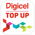 Digicel Top Up app icon图