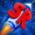 简单火箭app icon图