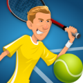 火柴人网球Stick Tennis app icon图