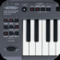 真实电子琴app icon图