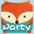聚会游app app icon图