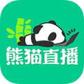 熊猫直播tv版app icon图