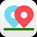 時時位置app icon圖