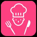 美食健康菜谱Lite app icon图