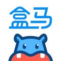 盒馬鮮生app icon圖