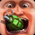 手枪炸弹app icon图