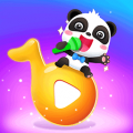 宝宝巴士儿歌app icon图