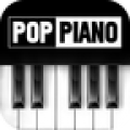 Pop Piano app icon图