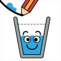 快乐玻璃杯app icon图