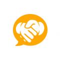全城握手app icon图