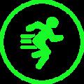 AI计步app icon图