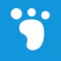 极简足迹app icon图
