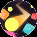 弹珠跳一跳app icon图