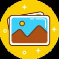 大大影集app icon图