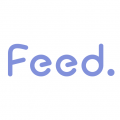 Feed app app icon圖