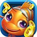 一起玩捕鱼app icon图