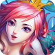 美女捕鱼手机版icon图