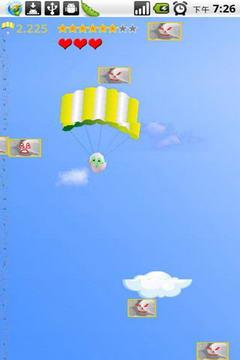 鸡蛋降落伞截图2