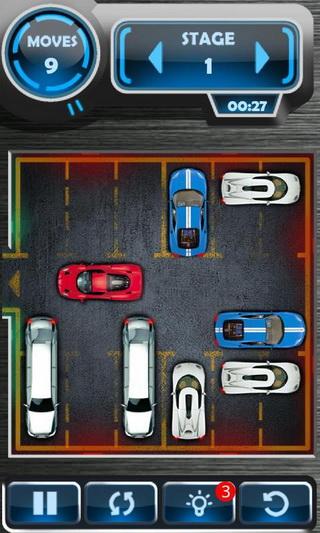 汽车华容道电脑版截图1