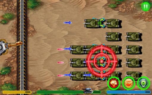 防御战争截图4