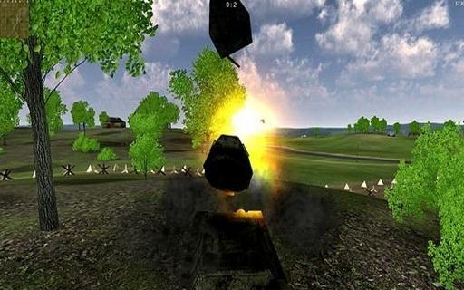 坦克闪电战截图2