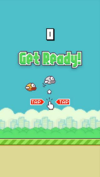 Flappy Bird电脑版截图1