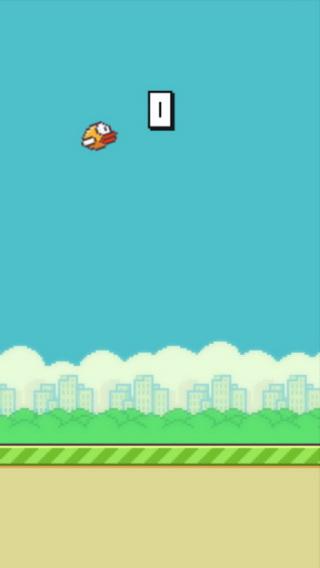 Flappy Bird电脑版截图4