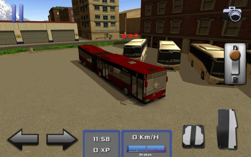模拟巴士3D截图4