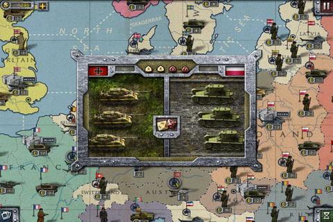 欧陆战争2 HD截图3