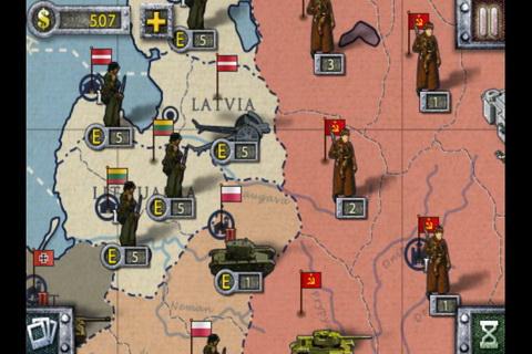 欧陆战争2截图4