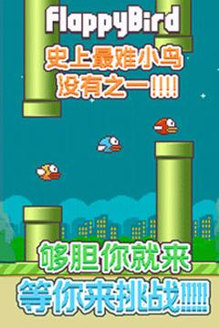 飞翔的小鸟Flappy Bird截图3