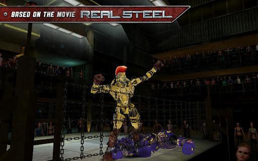 铁甲钢拳电脑版截图2