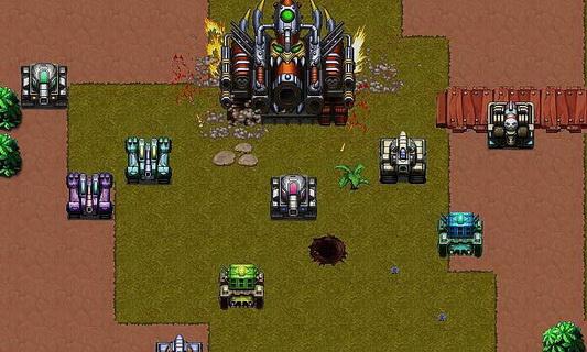 超级雷神坦克截图2