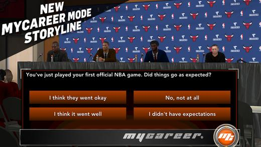 NBA2K15截图4
