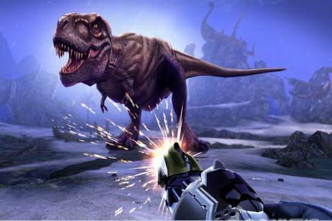 夺命侏罗纪电脑版截图4