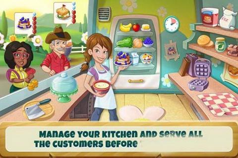 厨房争夺战截图4